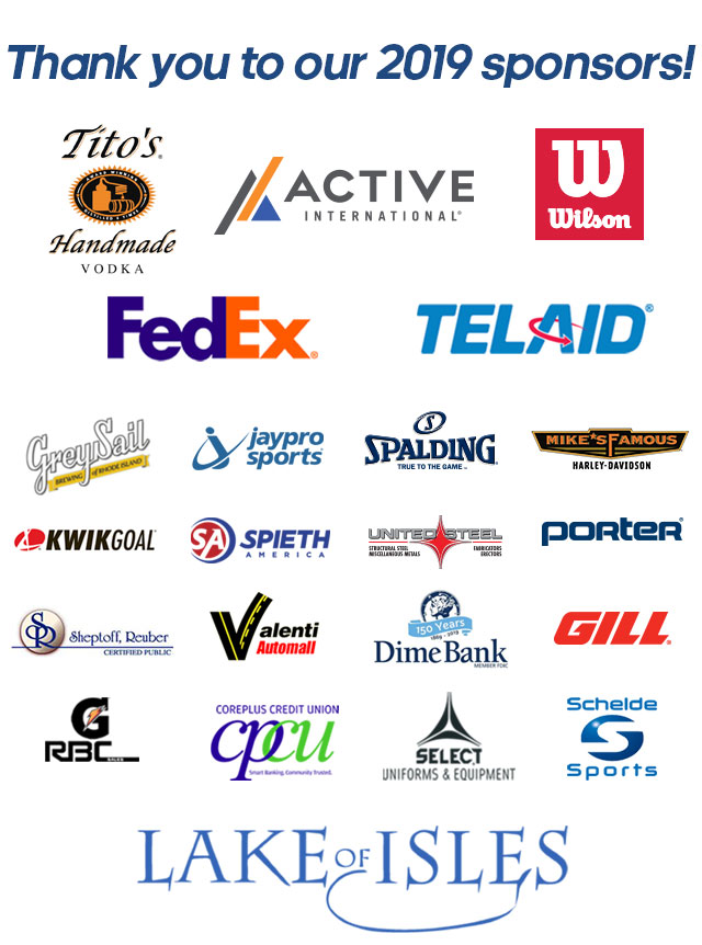 Thank You to our 2019 Sponsors!