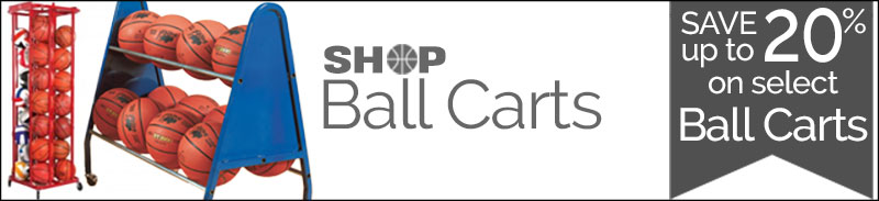Basketball Ball Carts