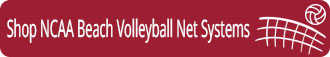 Shop NCAA Beach Volleyball Net Systems