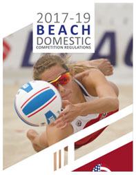2017-19 Beach Volleyball Domestic Competition Regulations