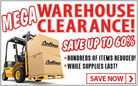 Mega Warehouse Clearance