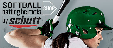 Shop Softball Batting Helmets