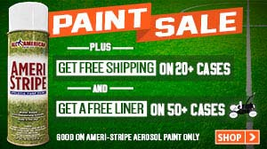 Get Free Shipping on 20+ Cases - AND - Get Free Shipping on 50+ Cases + a Free Paint Liner
