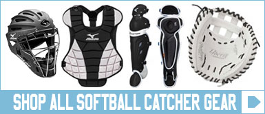 Shop All Softball Catcher Gear