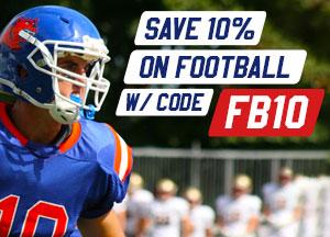 Save 10% on Football