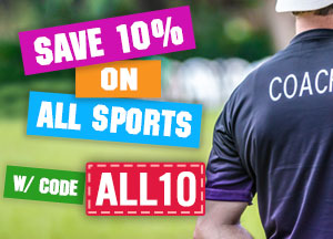 Save 10% on All Sports
