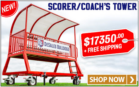 Kwik Goal Portable Scorer/Coach's Tower
