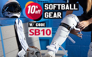 Gear Up For Fastpitch & Save 10%