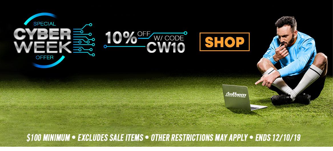 Cyber Week Week Sale. Save 10%.