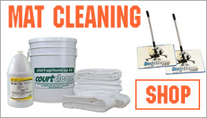 Shop Mat Cleaners