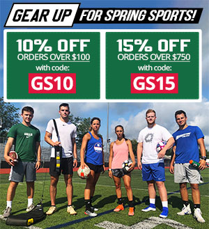 Gear Up For Spring Sports