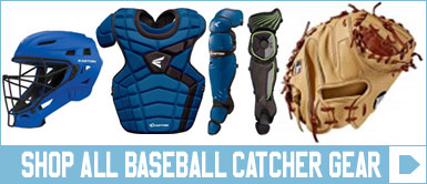Shop All Baseball Catcher Gear