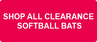 Shop All Clearance Softball Bats