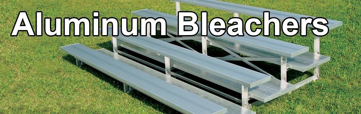 Portable Aluminum Bleachers