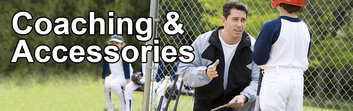 Baseball Coaching and Accessories