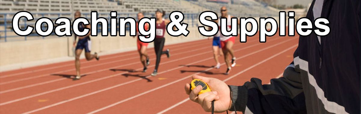 Track & Field Coaching Supplies