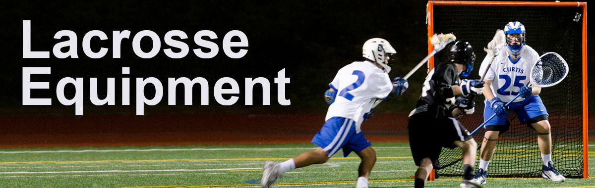 Lacrosse Training & Field Equipment