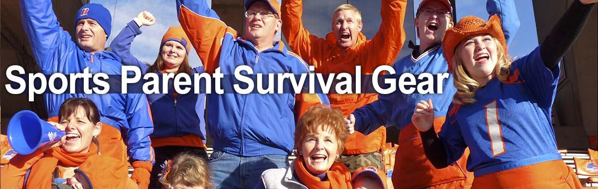 Sports Parent Survival Gear