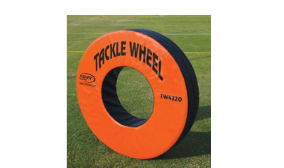 Fisher 42 in. dia. Football Tackle Wheel, TW4220