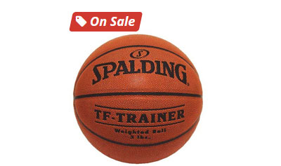Spalding 3lb TF-Trainer 29.5 Weighted Basketball