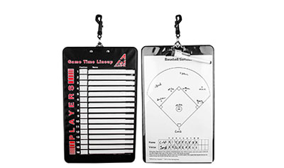 All Star Multi Sport Erasable Clipboard