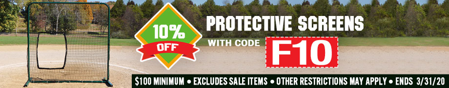 10% off Protective Screens