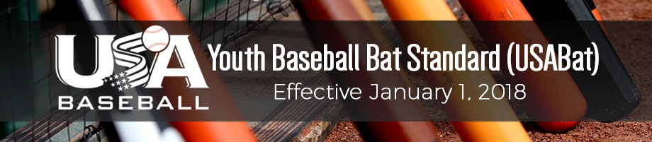 USA Baseball Youth Baseball Bat Rules (USABat)