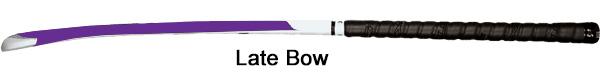Click here to shop Late Bow Sticks Field Hockey Sticks