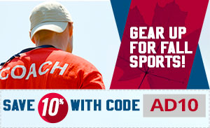 It's time to gear up for Fall Sports!
