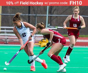 Save 10% on Field Hockey gear