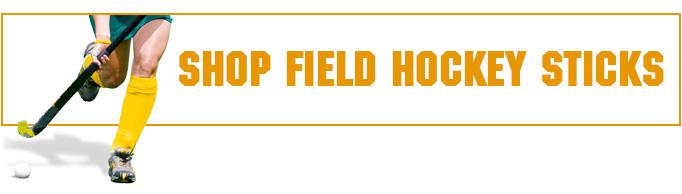 Click here to shop Field Hockey Sticks